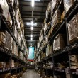 Warehouse — Foto de Stock