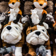 Stuffed animals — Stock Photo #37255725