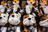 Stuffed animals — Stock Photo