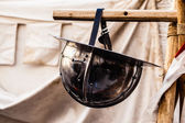 Hanged helm — Stock Photo