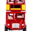 London bus front — Foto de Stock   #46726205
