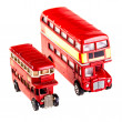 Two buses — Stock Photo #46726209