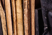 Vintage books — 图库照片