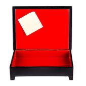 Post it box — Zdjęcie stockowe