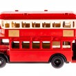 Red bus — Stock Photo #47146117