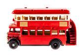 Autobús rojo — Foto de Stock
