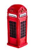 London phone booth — Stock Photo