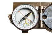 Chinese compass detail — Stock Photo