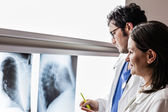 Radiologists — Stock Photo