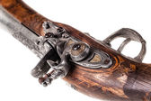 Blunderbuss trigger — Stock Photo