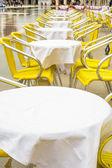 Tables in Venice — ストック写真