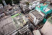 Slums in Bangkok — Stock Photo