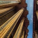 Tall columns — Stock Photo #50678071