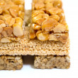 Stock Photo: Sesame Seed Brittle - kozinaki isolated