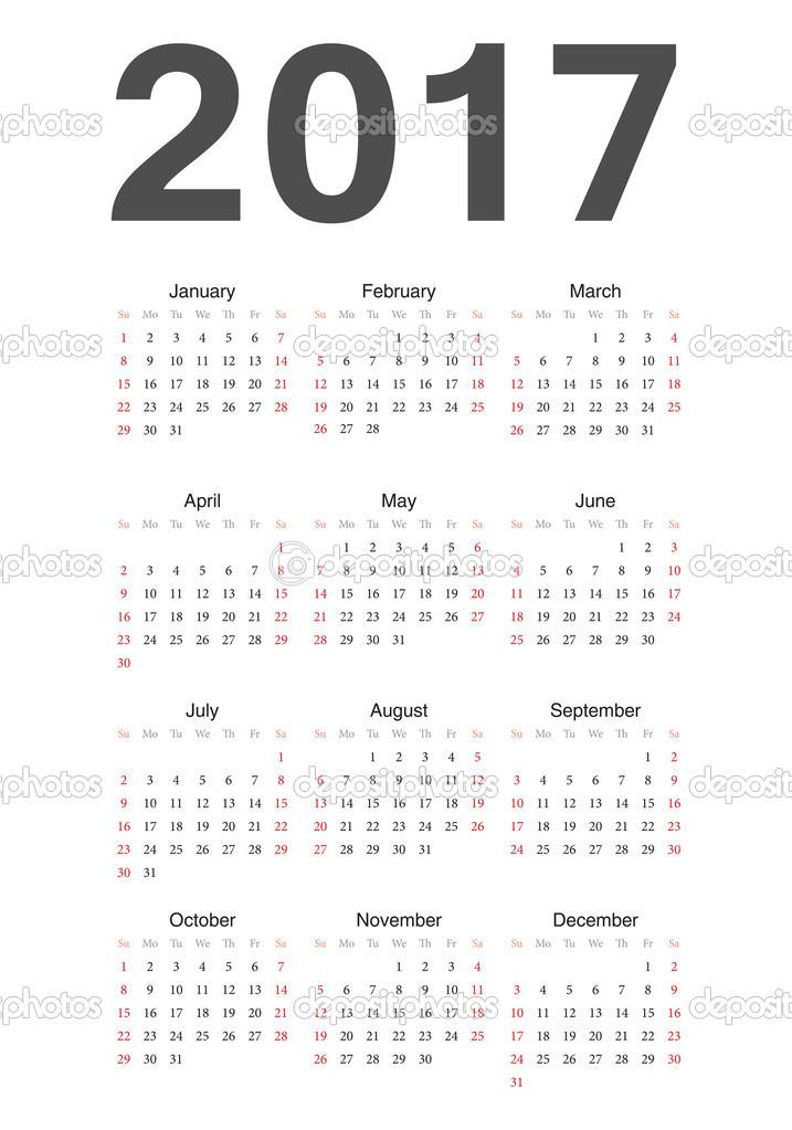 Евро 2017-2018 на календаре