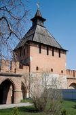 Tower of the Tula Kremlin — Stock Photo