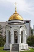 Chapel on the main square of Irkutsk — Stock Photo