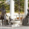 "Monument to heroes of novel ""Eugene Onegin"" — стоковое фото #13690705"