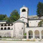 Cetinje monastery in Montenegro — Stock Photo #13690745