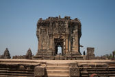 The ruins of an ancient temple in Angkor, Cambodia — Stock Photo