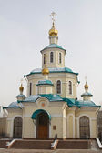 Church of the Holy Martyrs Faith, Hope, Love and mother of Sofia — Stock Photo