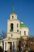 クラスノヤルスクでの聖三位一体大聖堂 — ストック写真