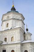 Holy Trinity Church in Irkutsk — Stock Photo