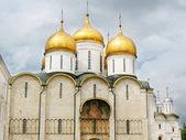 Alte kirche des moskauer kreml — Stockfoto
