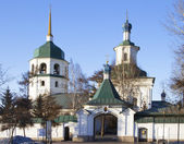 "Monastery in honor of the Mother of God, ""Znamenie"" — Stock Photo"