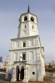 The Church in the name of the Vernicle image of the Saviour in Irkutsk — Stok fotoğraf