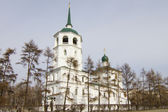The Church in the name of the Vernicle image of the Saviour in Irkutsk — ストック写真