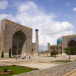 Foto de Stock  : RegistSquare in Samarkand, Uzbekistan