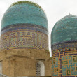Ancient mosque in the city of Samarkand, Uzbekistan — Stock Photo