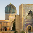 Mausoleum of Emir Timur in Samarkand — Stock Photo