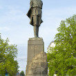 Stock Photo: Monument to Russiwriter - Maxim Gorky in Nizhny Novgorod