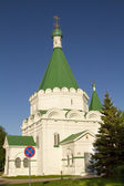 Orthodox Cathedral in Nizhny Novgorod, Russia — Stockfoto