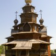 Old wooden church in Suzdal, Russia — Lizenzfreies Foto