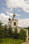 Cresto-nikolskaia kościoła w mieście suzdal — Zdjęcie stockowe