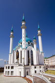 Cathedral Mosque in the Kazan Kremlin, Kul Sharif — Stock Photo