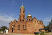 La chiesa della resurrezione a nizhny novgorod — Foto Stock