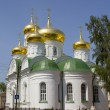 The church of St. Sergius of Radonezh in Nizhny Novgorod — Stock Photo