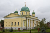 The building ecclesiastical school in Tula — Stock Photo