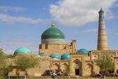 Basar an den wänden der das architektonische ensemble des xi jahrhunderts - islam khoja — Stockfoto