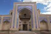 Madrasah in the Central Asian city of Khiva, Uzbekistan — Stockfoto