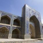 Divan-Begi Madrasah in Bukhara, Uzbekistan — Stock Photo #34076707