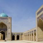 Kalon Mosque in Bukhara, Uzbekistan — Stock Photo #34152171