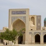 Kalon Mosque in Bukhara, Uzbekistan — Stock Photo #34364517