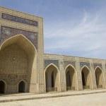 Kalon Mosque in Bukhara, Uzbekistan — Stock Photo #34364593