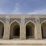 Kalon Mosque in Bukhara, Uzbekistan — Stock Photo #34364603