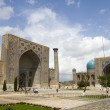 Stock Photo: RegistSquare in Samarkand, Uzbekistan